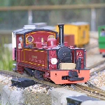 Model Railways - G scale - Guinevere